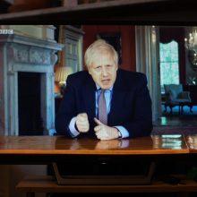Premjeras: karantinas JK pratęsiamas bent iki birželio 1-osios