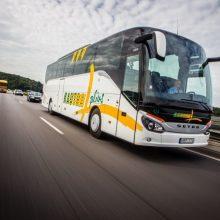 Autobusų bendrovės planuoja vėl mažinti reisų, dalį uždarys