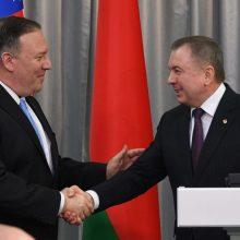 Ambasadorius: JAV tikisi tiekti dujas Baltarusijai per Lietuvą