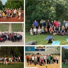 Europos sporto savaitės programą aktyviai praturtina ir Kaunas
