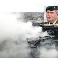 Prezidento patarėjas apie gaisrą Alytuje: prieš kaltindami, palaukime tyrimo išvados