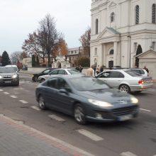 Garliavoje – masinė avarija: paralyžiuotas eismas