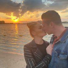 N. Bunkė kelionės į Dubajų neužmirš ilgai: mylimasis užmovė sužadėtuvių žiedą