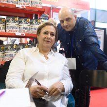P. Eskobaro našlė viešai atsivers Lietuvos mafijos knygų autoriui