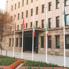 Broliško solidarumo gestas Kaune sulaukė Italijos miestų atsako