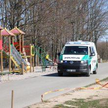 Karantino grimasos: kauniečiai – sąmoningiausi ar Kauno policija – tolerantiškiausia?