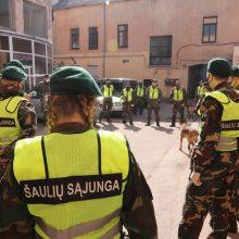 Šauliai skuba į karštus taškus: dabar svarbiausia – tautiečių saugumas ir ramybė
