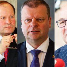 S. Skvernelis apie Kauno siekį prisijungti dalį rajono: viską lems gyventojų pozicija