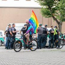 Dėl LGBT eitynių Kauną spraudžia į kampą: žygiuos Laisvės alėjoje ar ne?