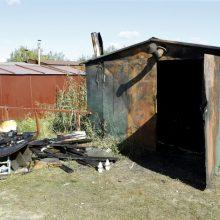 Kauno rajone siautėjusių padegėjų bylos pasiekė teismą