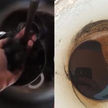 """Apie neregėto juodumo vandenį: bendrovė """"Kauno vandenys"""" mus varo į neviltį"""