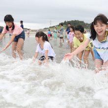 Praėjus 8 metams, vėl atidarytas paplūdimys prie Fukušimos