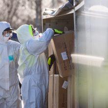 Koronavirusas kaimynystėje: kokia situacija Estijoje, Latvijoje ir Lenkijoje?