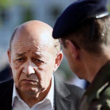 Oficialu: Prancūzija baigė taikos misiją Centrinės Afrikos Respublikoje