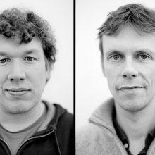 Intriga: šią vasarą R.Hornstra ir A.van Bruggenas sugrįžta į Kauną su nauju projektu.