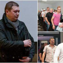 Vilkikus Europoje grobusi grupuotė ir jiems padėjęs Kauno pareigūnas lieka nuteisti