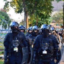 Pravieniškėse – nusikalstamų grupuočių narių maištas