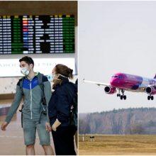 Dėl nepakankamo keleivių skaičiaus atšaukiamas skrydis iš Tenerifės