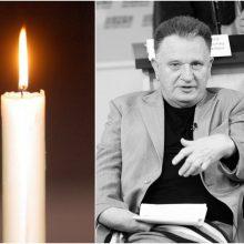 Mirė rašytojas J. Mačiukevičius