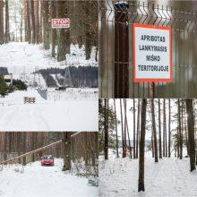 Už ES lėšas sutvarkytas privatus parkas Kauno rajone – atviras?