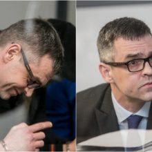D. Bugavičiaus nušovimu kaltinamas estas: šaudyti nemoku
