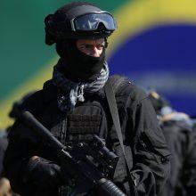 Lietuvio turisto nužudymas Brazilijoje: pranešama apie įtariamojo sulaikymą