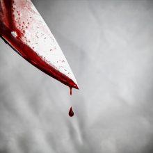 Kruvinas konfliktas Vilniuje: girtas vyras peiliu sužalojo savo bendraamžį