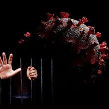 Kalėjimų departamentas: COVID-19 neplistų paskiepijus bent su kaliniais kontaktuojančius darbuotojus