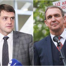 """R. Žemaitaitis apie kalbas, kad A. Juozaitis vadovaus """"tvarkiečiams"""": cinizmo viršūnė"""