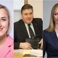 Seimo narių rinkimai: mandatus laimėjo dvi konservatorės ir socialdemokratas