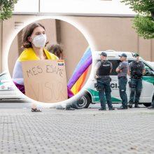 Kauno savivaldybė apskundė teismo sprendimą dėl LGBT eitynių