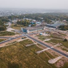 Aleksoto inovacijų pramonės parkas – svarbus postūmis šalies verslo ir mokslo sinergijos plėtrai