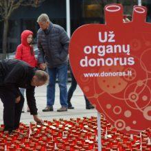 Tapti organų donorais paskatino skaudžios istorijos