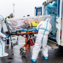 Apklausa: metų įvykiai – pandemija, rinkimai, parama baltarusiams ir Astravo startas