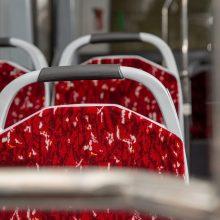 """""""Kauno autobusų"""" vadovui – kirtis dėl autobusų pirkimo iš sūnaus vadovaujamos įmonės"""