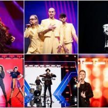 """Artėja nacionalinės """"Eurovizijos"""" atrankos finalas: kas taps nugalėtoju?"""