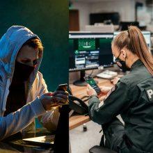 Policijos virtualiam patruliui – šimtai skundų: yra gavusių baudas, kai kuriems gresia teistumas