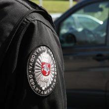 Reorganizuojamas Vadovybės apsaugos departamentas taps savarankiška įstaiga