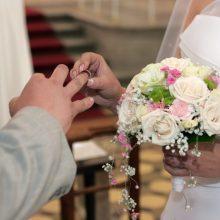 Naikinamas Civilinės metrikacijos skyrius: santuokomis rūpinsis kiti