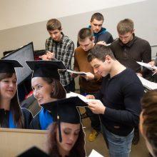 """Po studijų kokybės audito: programos kartais labiau """"kepamos"""", o ne rengiamos kokybiškai"""