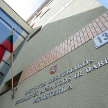 Vyriausybė spręs dėl ketvirto SADM viceministro pareigybės