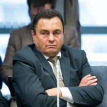 Teismui perduota P. Gražulio piktnaudžiavimo byla