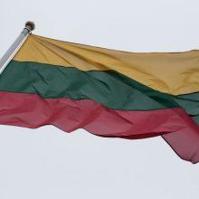 Vėliavos gelbėjimo operacijai pasitelktos didžiausios Kauno ugniagesių autokopėčios