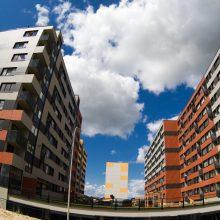 Šalčininkuose atsiras nauji 132 butai už 8 mln. eurų