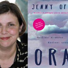 """Romano """"Orai"""" autorė J. Offill: rūpestis – tai viskas, ką turime"""