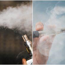 Teismas atšaukė elektroninių cigarečių draudimą Mičigane