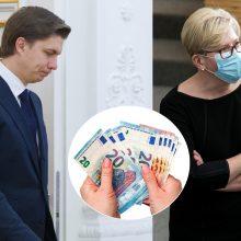M. Sinkevičius: Vyriausybė slepia planą, kur ir kaip išleis 2,2 mlrd. eurų
