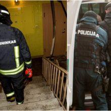 Dar vienas kelių erelis bando policijos ir Temidės kantrybę: pirmoji jau ėmėsi veiksmų