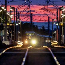 Kruvinas nusikaltimas Vokietijos traukinių stotyje: mirtinai subadyti du žmonės