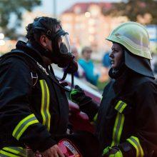 Per gaisrą Šeduvoje žuvo moteris